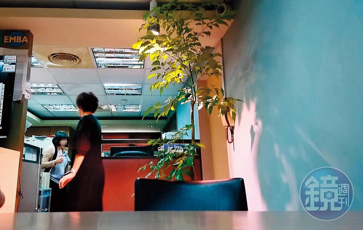 該公司主業除代寫論文外,還輔導考研究所在職專班,業務頗繁忙。
