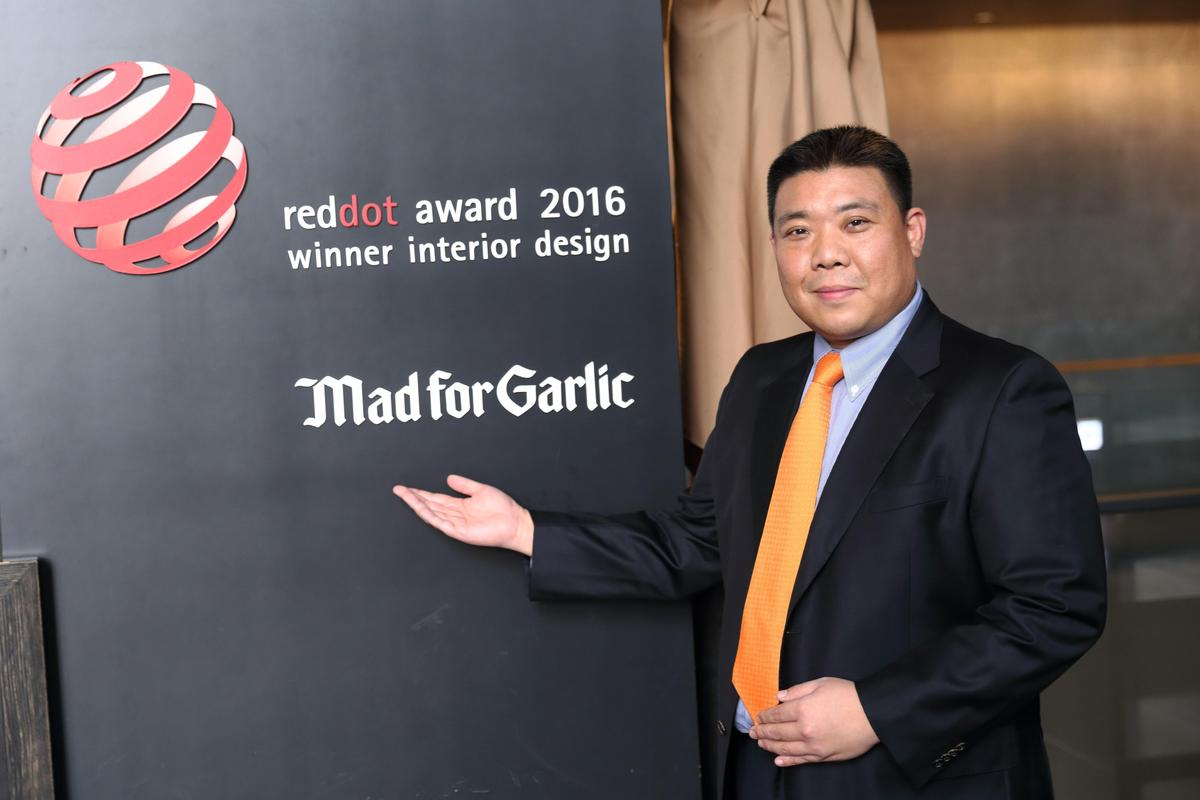 Sun At Food韓國國際業務部總監朴太鉉,對本地和海外的人氣餐點排名,瞭若指掌。(Mad for Garlic提供)