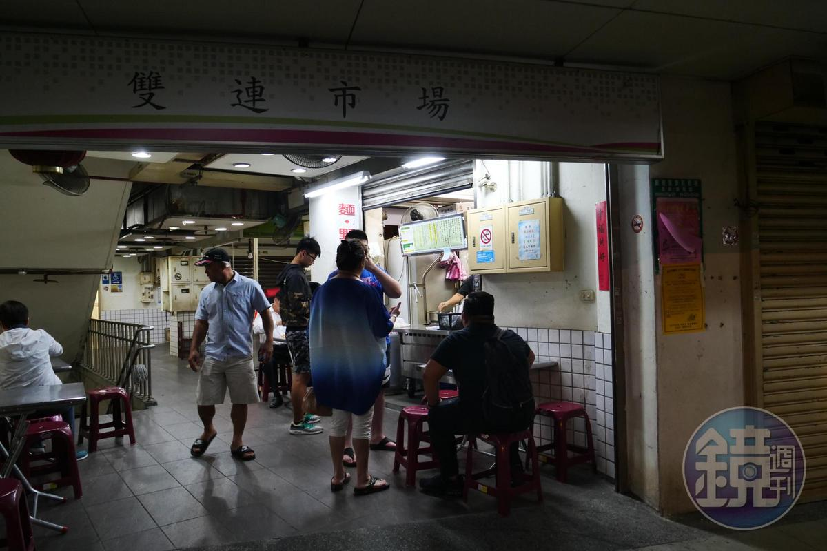 「林母仔的店」雖然是低調經營的小吃攤,但因為用料講究,吸引不少識貨老饕。