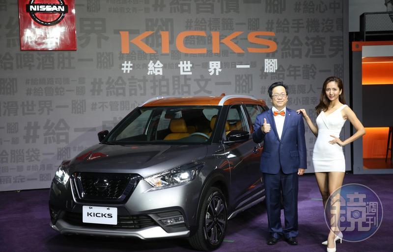 裕日車總經理李振成認為,新車年銷量可達1萬台,裕日車在國內的市佔率也將重回1成以上。