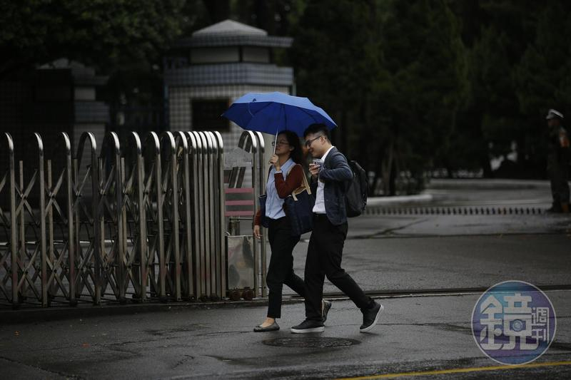 暫時揮別近日好天氣,今(9)日受東北風增強影響,北部及東部漸轉溼涼。