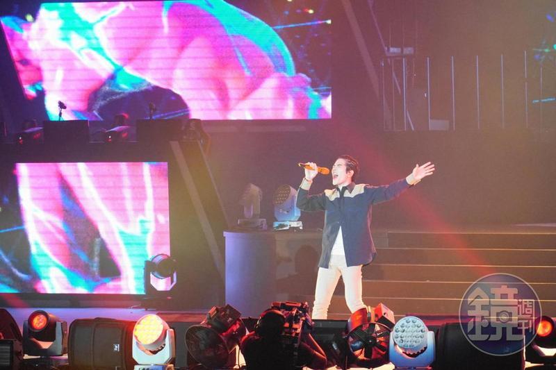 IESF電競世錦賽正式開幕,由蕭敬騰擔任開幕嘉賓。