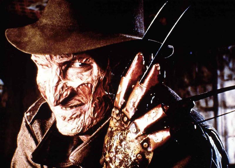 電影《半夜鬼上床》主角的恐怖形象深印人心。(東方IC)