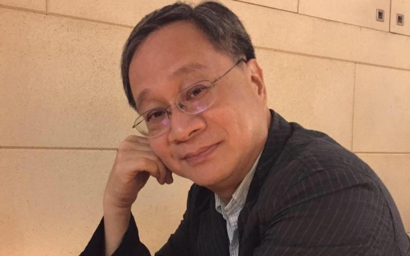 小野日前在臉書上表示「柯P,這段時間真是對不起你」,反遭朱學恒酸「有種東西叫自行請辭」。(翻攝小野臉書)