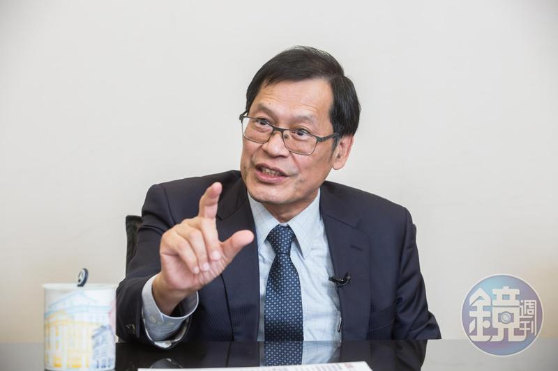 藍天電腦董事長許崑泰搶標台北雙子星大樓勢在必得。