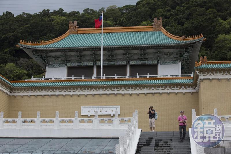 故宮院長陳其南昨日提出故宮北院全面閉館,引發外界討論。