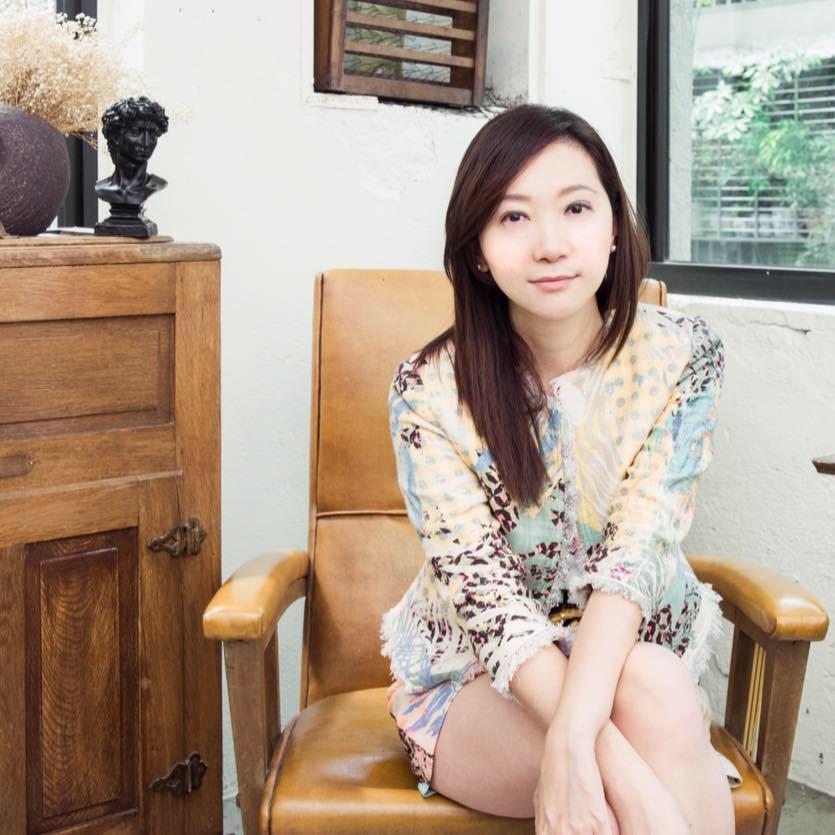 李維菁曾以《我是許涼涼》一書獲台北書展文學大獎。(翻攝自李維菁臉書 攝影Wu Rene)