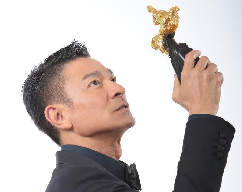 金馬重量級頒獎人再添一位,工作滿檔的劉德華已應允將來台頒金馬,粉絲又可一睹「華神」風采。(金馬執委會提供)