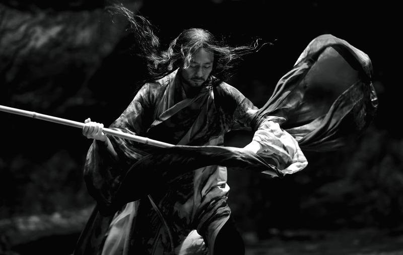 鄧超主演的《影》,將在12月上映。(金馬執委會提供)