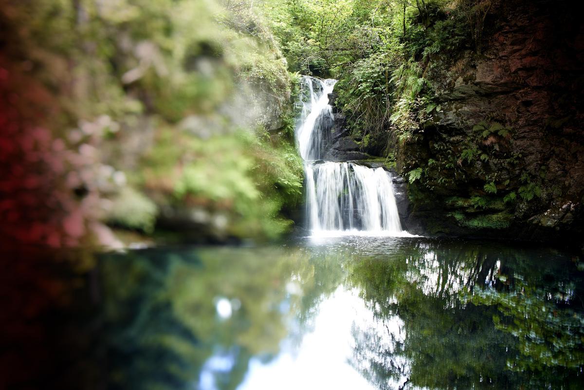 亞伯樂堅持使用的神聖勞爾河水源,意外和雲霧部落的神秘水源十分神似。