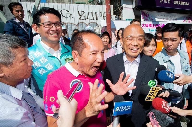 針對藍營議員質疑,蘇貞昌和黃俊哲反批林已涉犯洩密罪。(翻攝黃俊哲臉書)