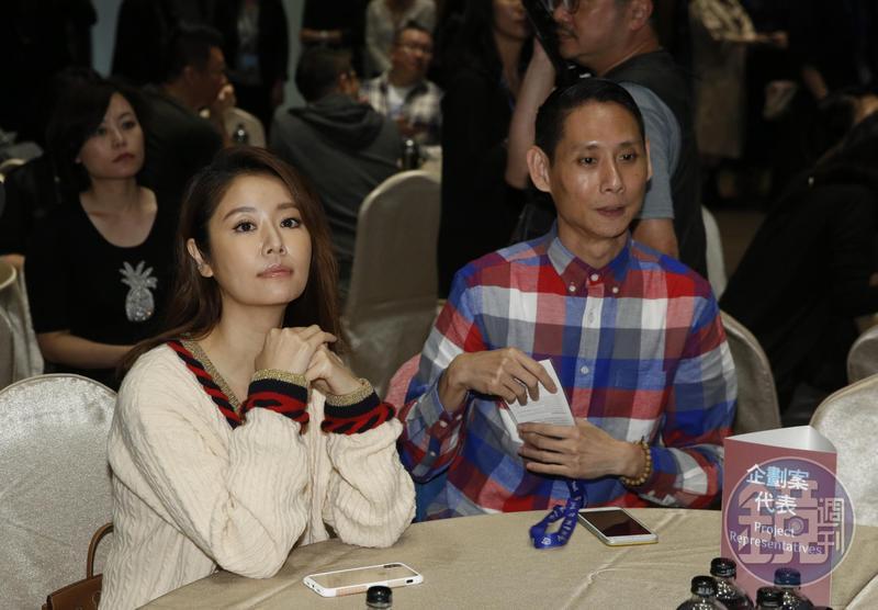 林心如擔任監製的《Miss Andy》獲得MM2創意獎,她到時自己也會演出女主角。