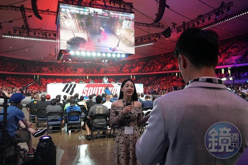 今年全球有超過900家媒體前往暴雪嘉年華採訪,光韓國媒體就近百人。