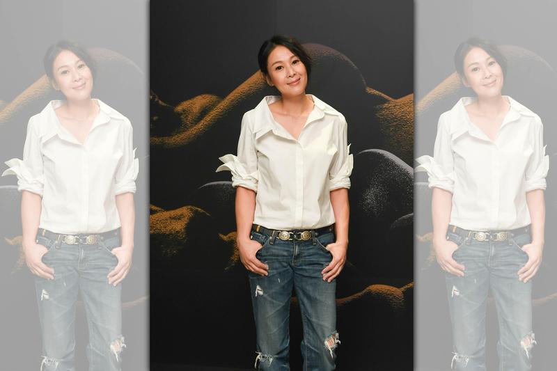 劉若英電影賣座,又獲金馬新導演入圍,稱得上是今年的人生勝利組。(甲上提供)