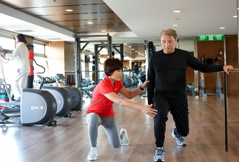 預防糖尿病,最重要就是改變生活習慣、增肌減脂,並要持之以恆。(永越健康管理中心提供)