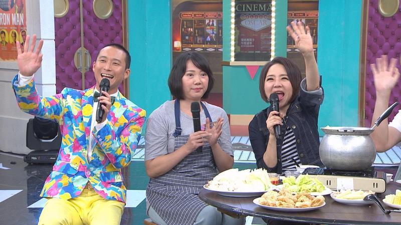 衛視中文台《請問你是哪裡人》推出全新型態,將由于美人與浩子搭檔主持。(衛視中文台供)