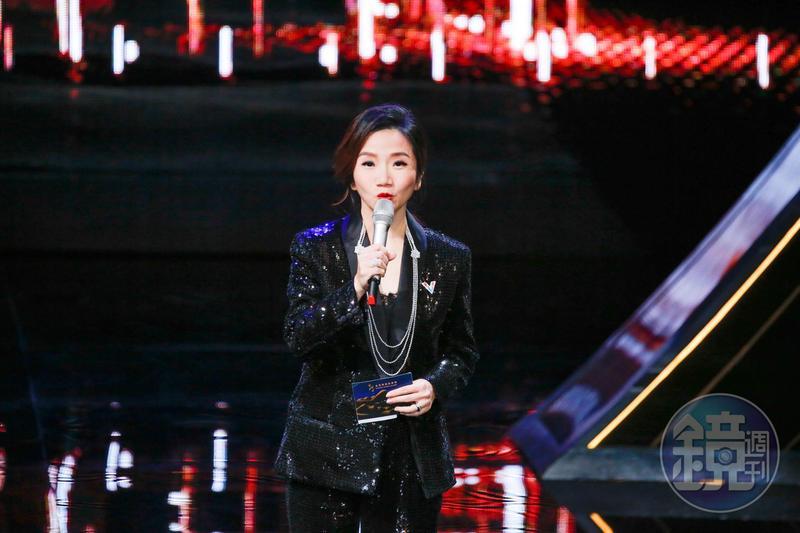 陶晶瑩主持金馬55有大將之風,幽默機智兼具又溫馨感人,尤其拜託文化部長鄭麗君,為觀眾能多看好電影請命的氣魄,令人豎起大姆指。