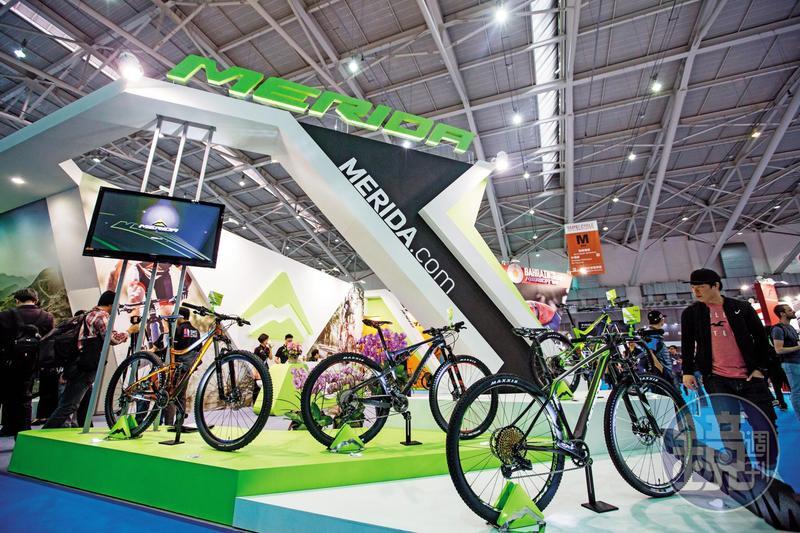 自行車龍頭美利達沒有捲入陸廠低價競爭的漩渦,歷經了3年的轉型,前3季每股盈餘4.07元。