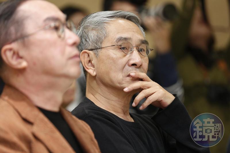 雲門舞集藝術總監林懷民首度公開表示支持修改民法,落實婚姻平權。
