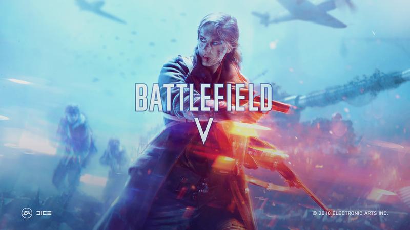 EA 的 2018 年大作《戰地風雲 5》於日前正式發售(圖片來源:官方)