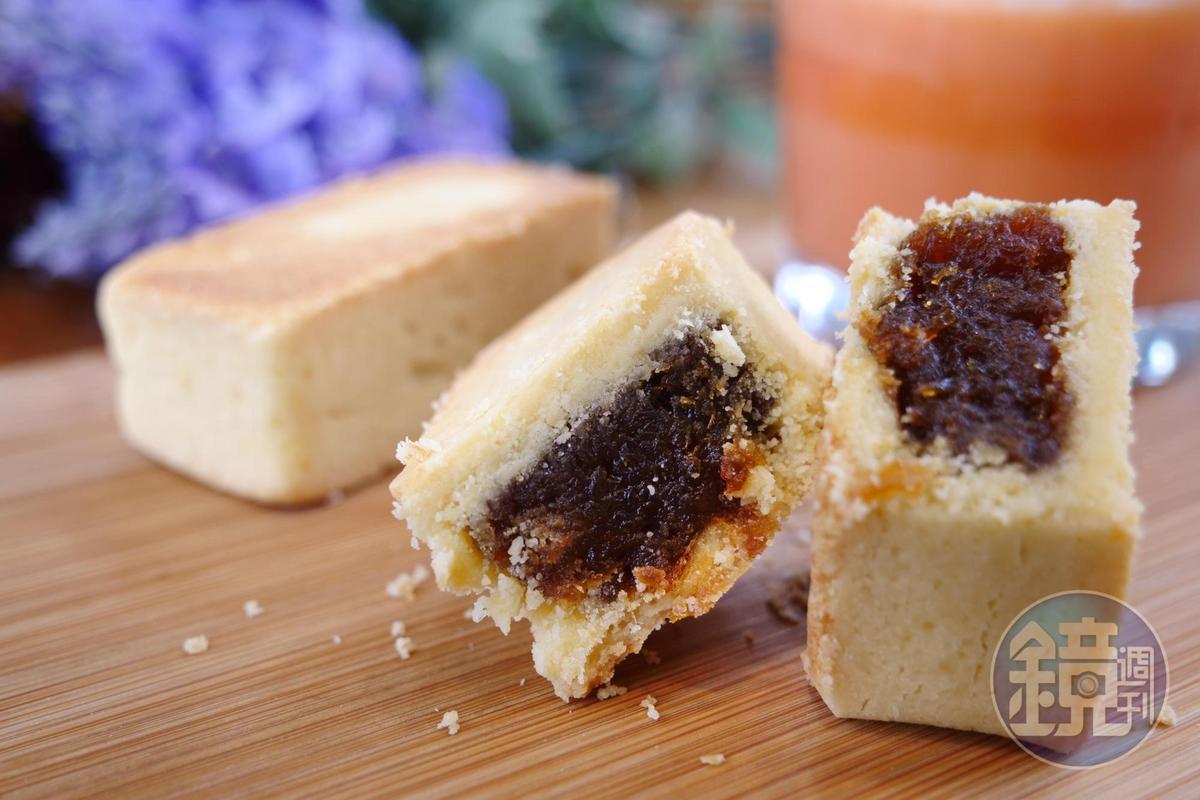 也是由年輕人親手製作的鳳梨酥,一天做多可以生產到200個。(35元/個)