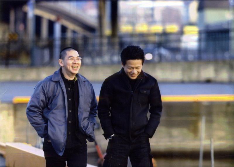 蔡明亮公開出櫃後在臉書po新文,認證李康生並非同志,但卻是他近30年來一起生活、創作、互相扶持的夥伴。(翻攝自蔡明亮臉書)
