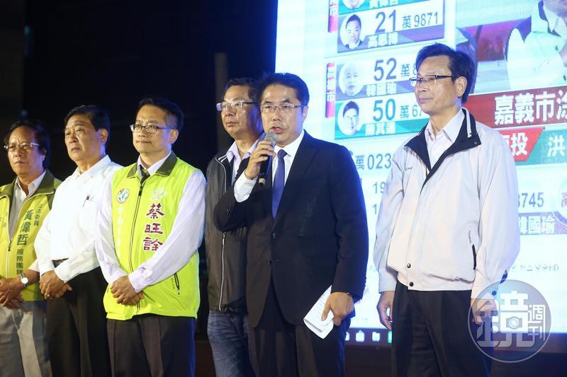 台南市長期由民進黨執政,儘管大環境不利,黃偉哲仍以過半得票率過關,贏得台南市長。