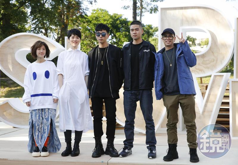小球(莊鵑瑛)、YOYO岑寧兒、南瓜妮歌迷俱樂部與呂士軒等人將參與簡單生活節演出。
