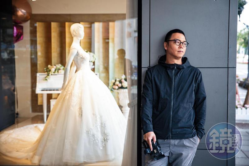 創作高於一切的創作者結婚了,卻始終在婚姻與事業間匍匐前進。
