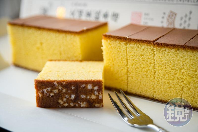 長崎蛋糕是日本最初從西方傳來的南蠻果子,幾經演變才成了今日的模樣。