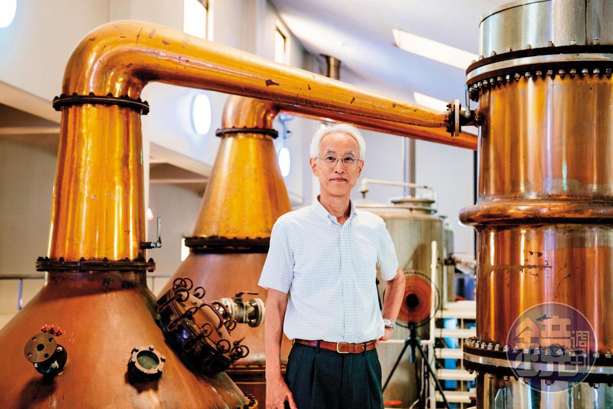 江井島酒造(也就是White Oak蒸餾廠)社長平石幹郎,很感謝日威大廠帶動全球威迷對日本威士忌的關注。