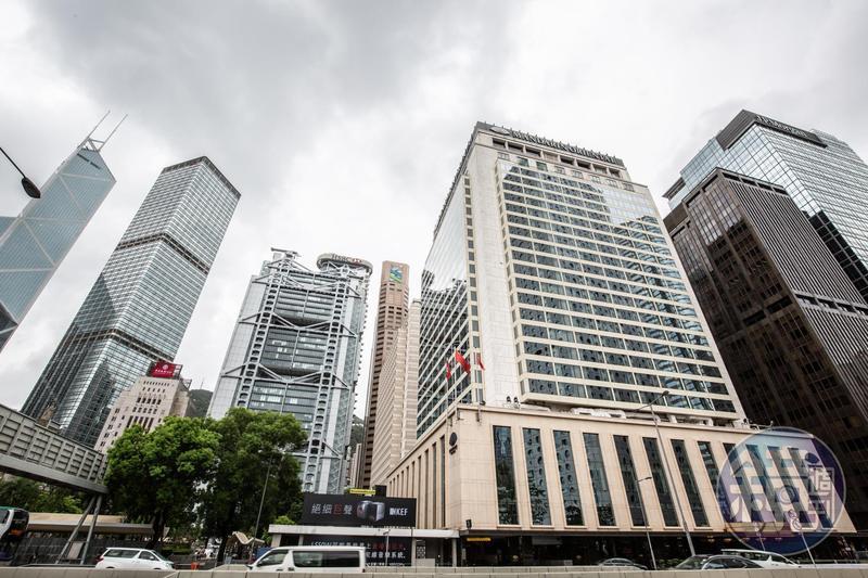 位於香港甘諾道上的文華東方是該品牌在全球的第一間酒店。
