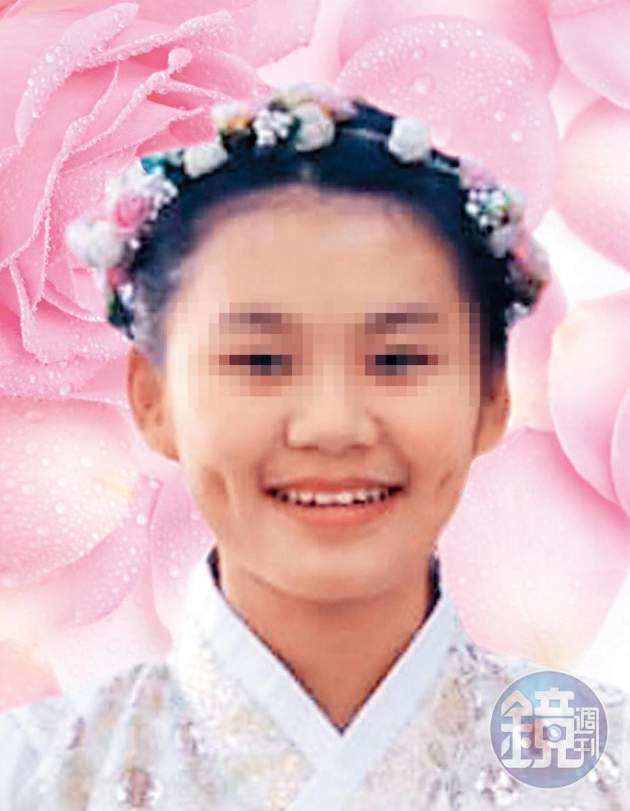 罹難者姜翁曼文母親難過地說:「會用英文自我介紹、品學兼優的乖巧女兒,再也回不來了。」