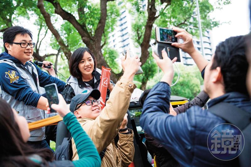 姚文智留下的台北市士林、大同區立委遺缺,柯家軍中外界點名「學姊」黃瀞瑩等人。