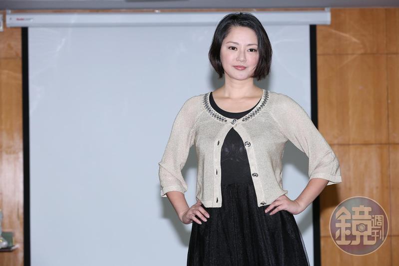 傅天穎(圖)與陳子強離婚多年,為了陳子強將再婚發文開炮引起話題。