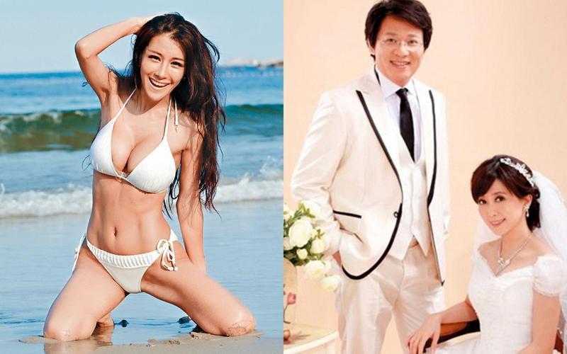 張志鵬(右圖左)揭開與孟庭葦(右圖右)結婚近10年間的不堪內幕,導火線是由張暖雅(左圖)的臉書發文引爆。