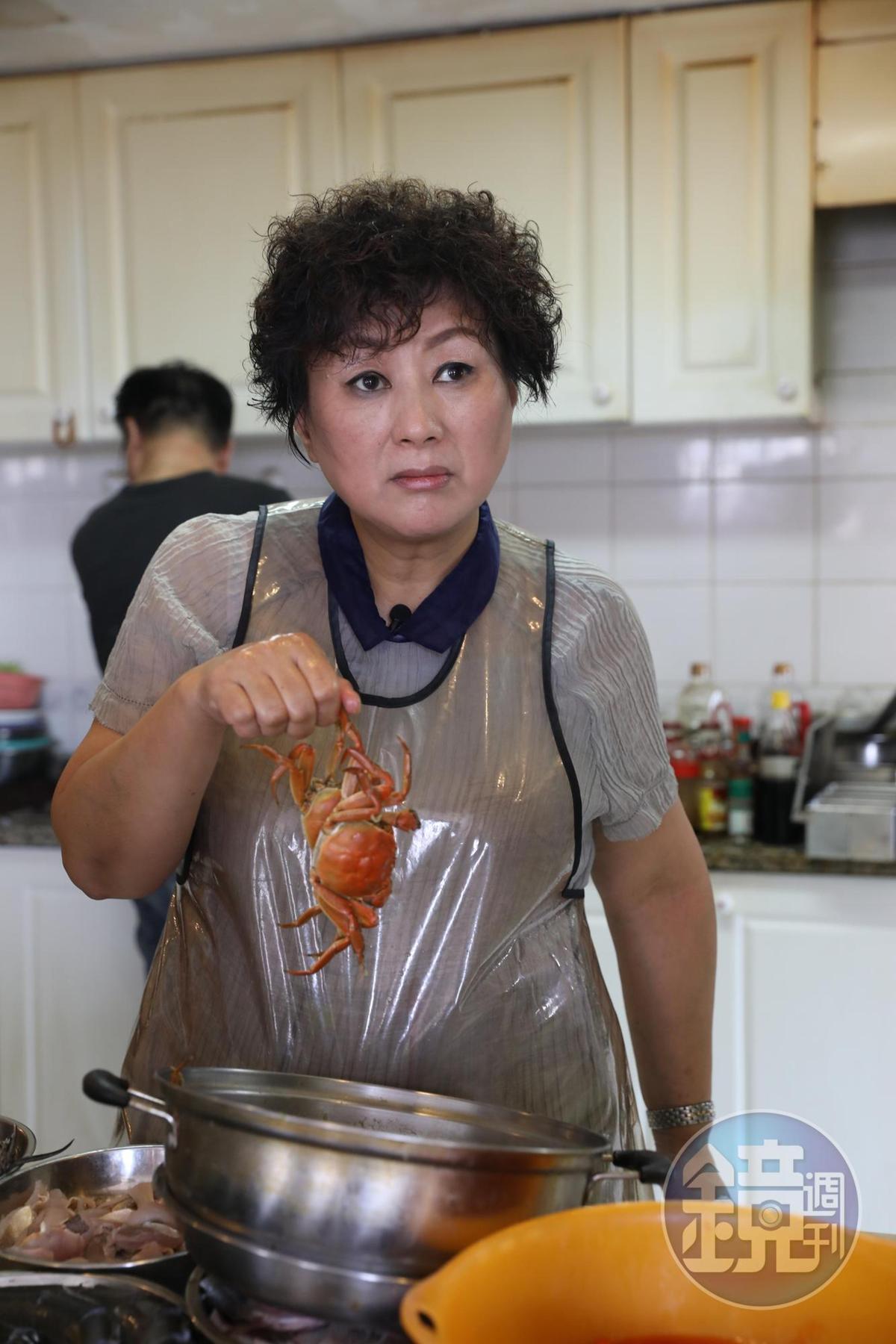 汪姐處理食材很仔細,若事先告知,她還能調整軟硬,適應客人需求。