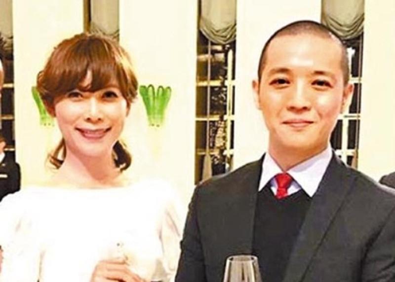貴婦奈奈和夫婿黃博健被指控吸金七億落跑美國。(翻攝自貴婦奈奈臉書)