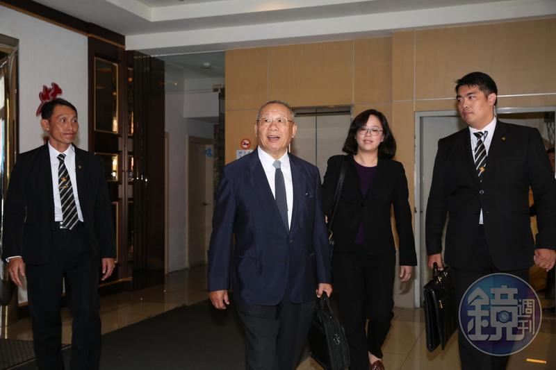 乖乖今天舉行股東會改選,廖清輝順利拿下經營權。