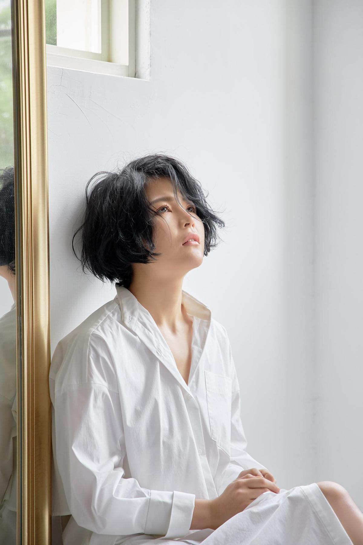 邱詩凌曾是選秀節目《星光大道》第5名,歌唱實力不弱。(寰亞提供)
