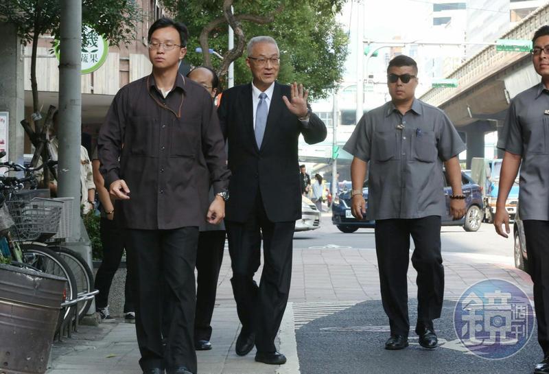 國民黨主席吳敦義今宴請黨籍立委。
