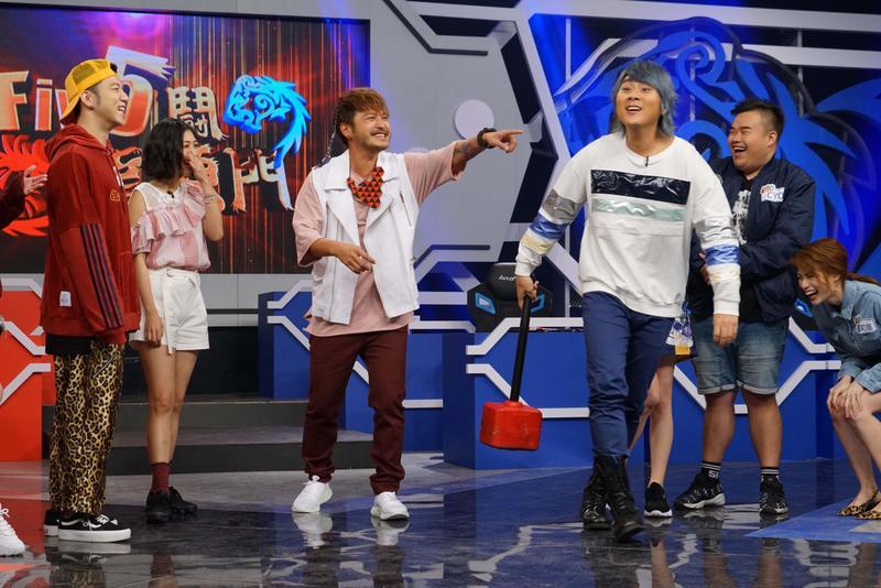 王仁甫與KID爭論誰是什麼菇,相當搞笑。(狼谷娛樂)