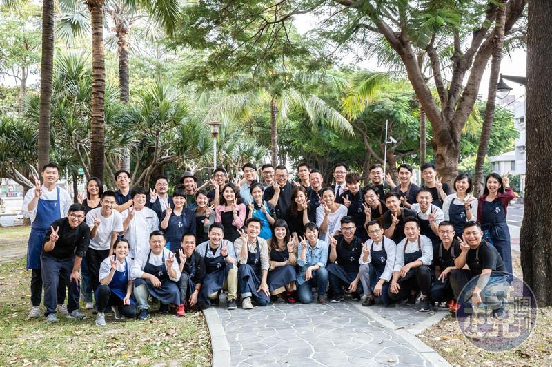 今年第二屆的「野.臺.繫」餐酒會,由台灣30位以上主廚和各界職人自主動員聯手打造餐會,今年以雲嘉南物產為主題,要端出南台灣食材風味。