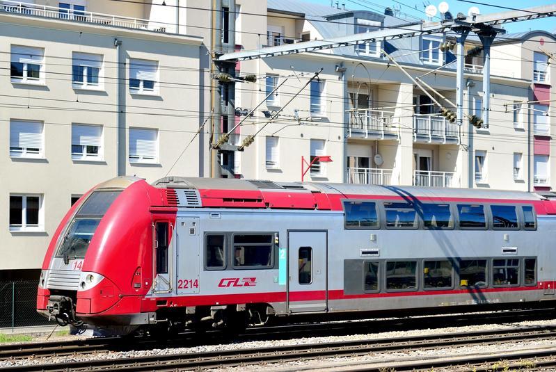盧森堡政府宣布,明年夏天起大眾運輸全免費,創下全球首例。(東方IC)