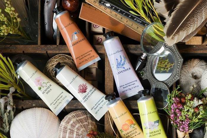 知名香氛品牌瑰柏翠代理商宣布年底停止進口該品牌產品。(取自Crabtree & Evelyn Taiwan臉書)
