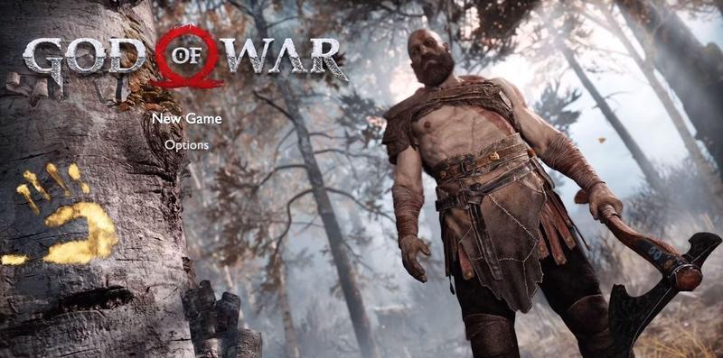 《戰神》奪下TGA2018年度最佳遊戲。