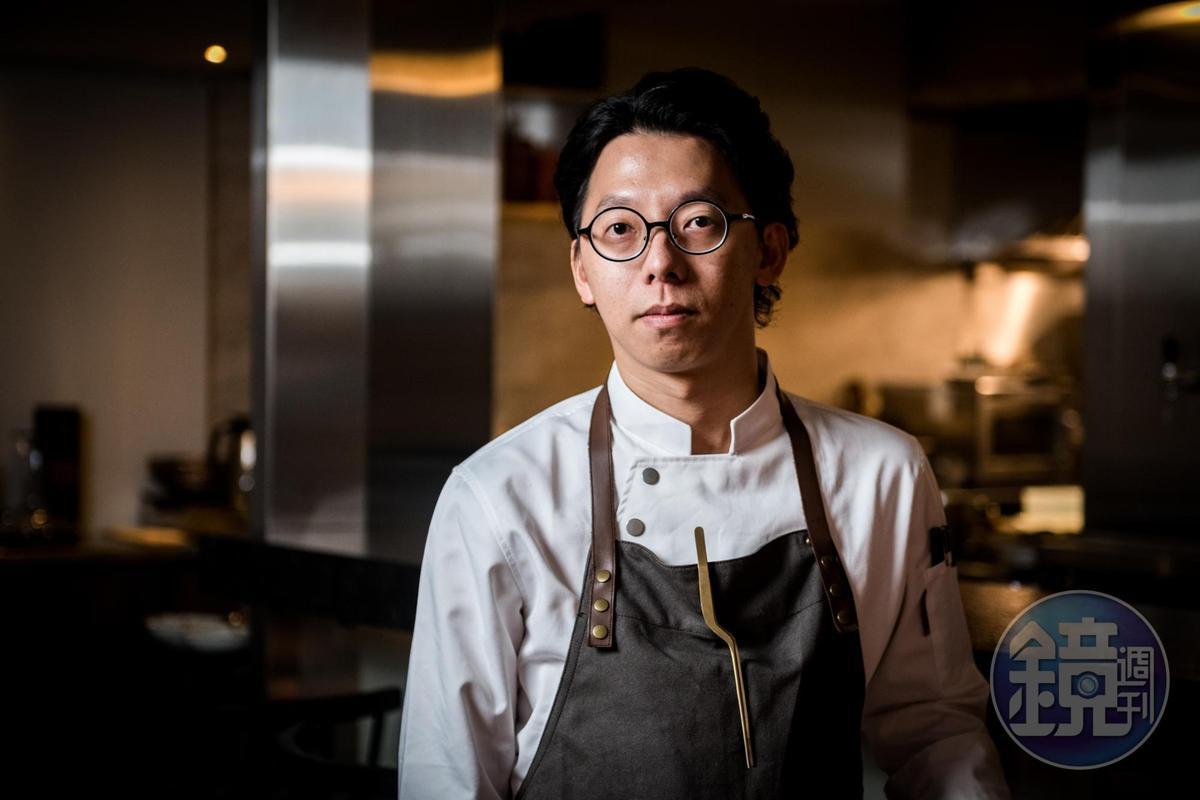 歷經多家高端餐飲餐廳的訓練,主廚Xavier想打造的是餐點講究但氣氛更加輕鬆的餐酒館。