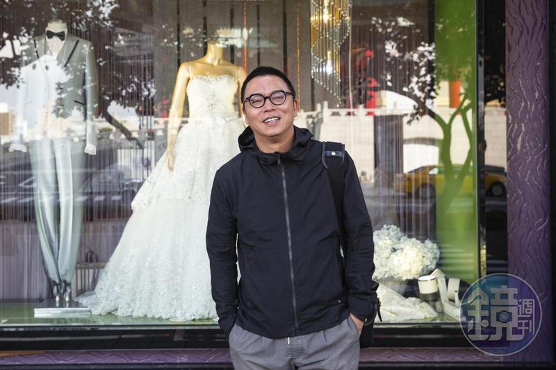 沈可尚紀錄夫妻對話,拍《幸福定格》的起心動念是想知道自己如何能再婚姻中生存下去。