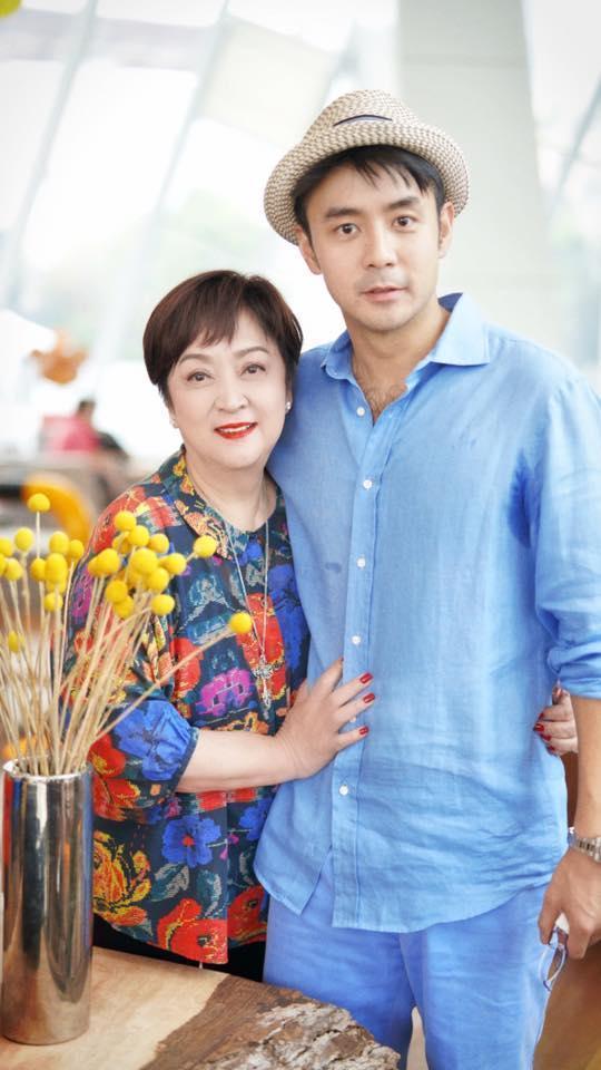 年輕一代多只知道甄珍是「劉子千的媽媽」,卻不知她年輕時在影壇的輝煌成就。(翻攝自甄珍臉書)