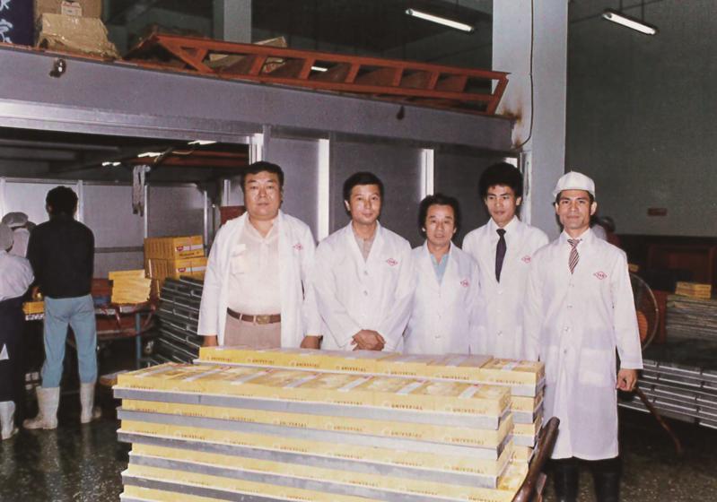 在顏元博帶領下,元家企業成為產業龍頭。(元家企業提供)